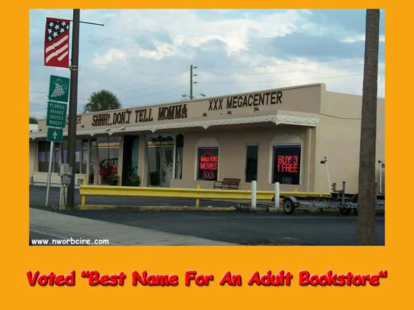 adult bookstore